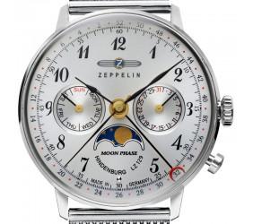 Zegarek Zeppelin LZ129 Hindenburg 7037M-1 Quarz