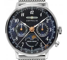 Zegarek Zeppelin LZ129 Hindenburg 7037M-3 Quarz