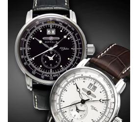 Zegarek Zeppelin 100 Jahre 7640-2 Quarz