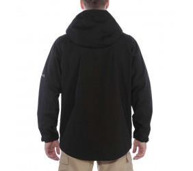 Kurtka Carhartt Force Hooded Jacket Black