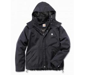 Kurtka Carhartt Shoreline Jacket Black