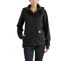 Kurtka Carhartt Shoreline Jacket Wmn Black