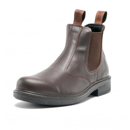 Buty Steel Blue Randwick Elastic-Side Pull-On Boot