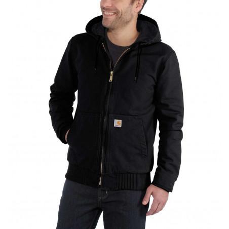 Kurtka Carhartt Duck Active Jacket Black