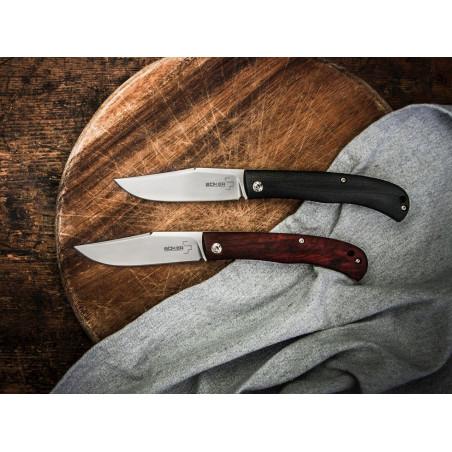 Nóż Boker Plus Slack Cocobolo