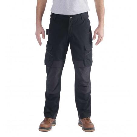 Spodnie Carhartt Full Swing Steel Cargo Black