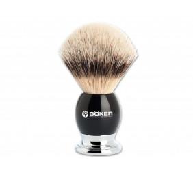 Pędzel do golenia Boker Premium Black