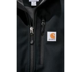 Softshell Carhartt Crowley Jacket Black