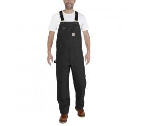 Ogrodniczki Carhartt Bib Overall Black