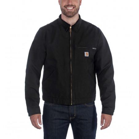 Kurtka Carhartt Duck Detroit Jacket Black