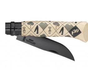 Nóż Opinel Inox 130-lat 08