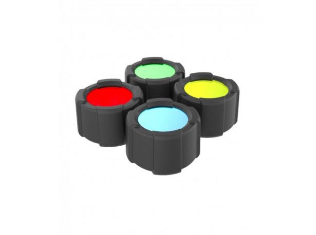 Zestaw filtrów Ledlenser 39 mm do MT14